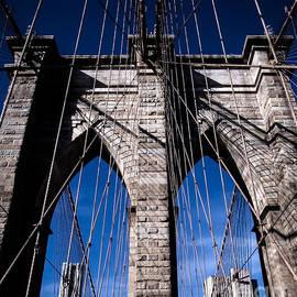 James Aiken - Brooklyn Bridge - Cables