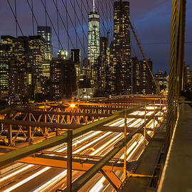 Brooklyn Bridge - Martin Newman