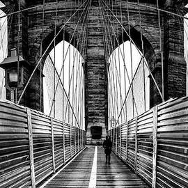John Farnan - Brooklyn Bridge Panorama