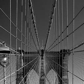 Patrick Jacquet - Brooklyn bridge perspective