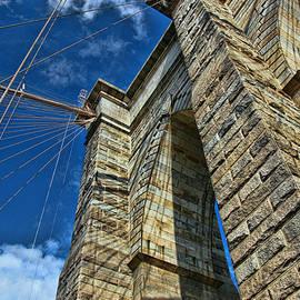 Allen Beatty - Brooklyn Bridge Tower 2