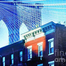 Yuri Lev - Brooklyn Bridge, New York City, December