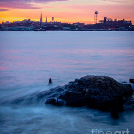James Aiken - Brooklyn Cityscape