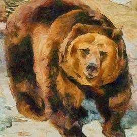 Sergey Lukashin - Brown bear