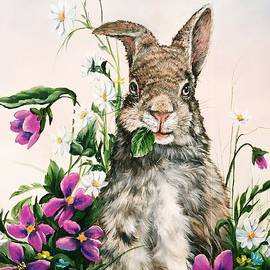 Jeannie Harrison - Brunch Bunny