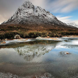 Grant Glendinning - Buachaille reflection