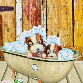 L Wright - Bubble Bath