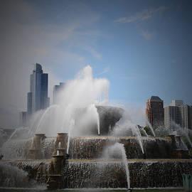 Richard Andrews - Buckingham Fountain 2