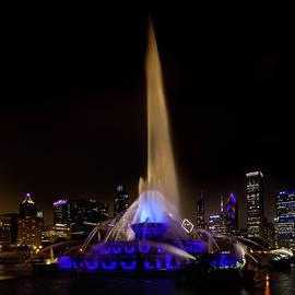 Randy Scherkenbach - Buckingham Fountain