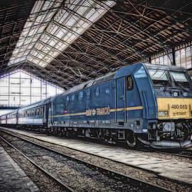 Claude LeTien - Budapest-Nyugati Station 3