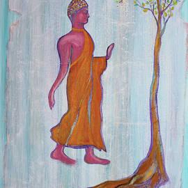 Asha Carolyn Young - Buddha and the Raintree