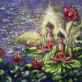 Harsh Malik - Buddha Lotus
