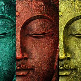 Mark Ashkenazi - Buddha Statue