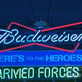 Linda Troski - Budweiser Armed Forces
