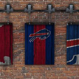 BUFFALO BILLS BRICK WALL - Joe Hamilton
