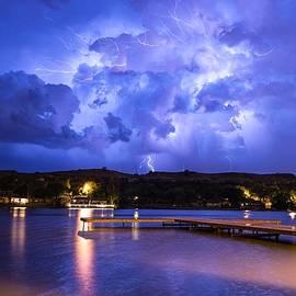 Brandon Green - Buffalo Springs Lightning 1