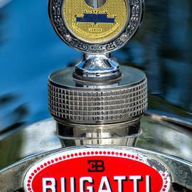 Adrian Evans - Bugatti Car Emblem