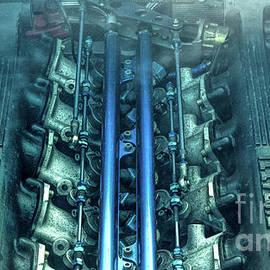 Bugatti EB110 V12 Engine - Tim Gainey