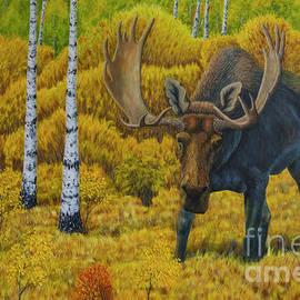 Bull Moose - Veikko Suikkanen