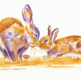Debra Hall - Bunnies