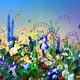Hanne Lore Koehler - Bunny Playground