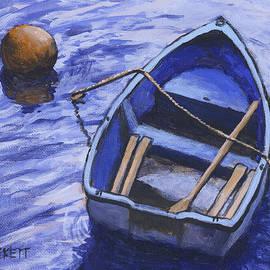 Michael Beckett - Buoy And Boat