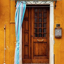 Burano Doorway - Andrew Soundarajan