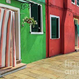 Inge Johnsson - Burano Street