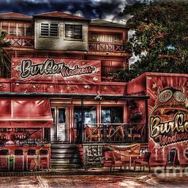 Arnie Goldstein - Burger and Fries Please