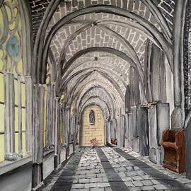 Irving Starr - Burgos Cathedral Spain