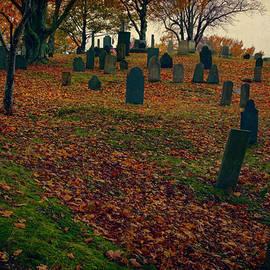 Joan Carroll - Burial Hill