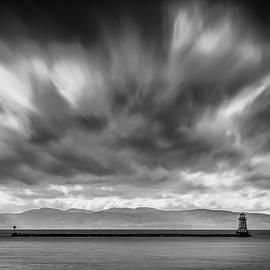 Dave Schmidt - Burlington Waterfront #1