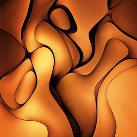 Nilesh Bhange - Glowing Shapes
