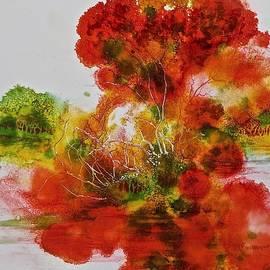 Carolyn Rosenberger - Burst of Nature, II