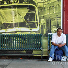 Joe Jake Pratt - Bus Stop
