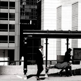 Kevin Duke - Bus Stop