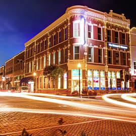 Gregory Ballos - Busy Around Bentonville - Northwest Arkansas