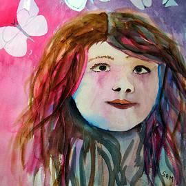 Sandy McIntire - Butterflies Above Me