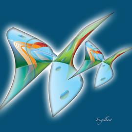 Iris Gelbart - Butterflies