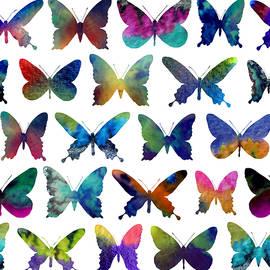 Butterflies - Varpu Kronholm