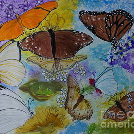 Linda McMillen - Butterfly Dance