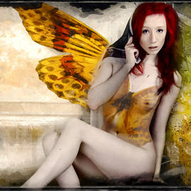 Pushpendra Matharu - Butterfly Lady