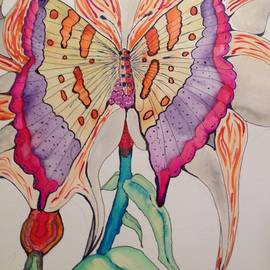 Robert Hilger - Butterfly Of Pure Color
