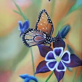 Dianna Lewis - Butterfly series#4