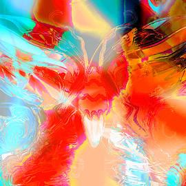 Stephen  Killeen - Butterfly Spirit