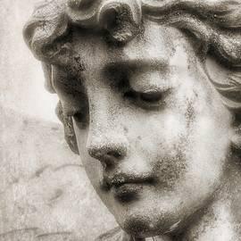 Melissa Bittinger - By Grace  Cemetery Angel Statuary