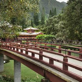 Deb Barchus - Byodo-In Temple Oahu