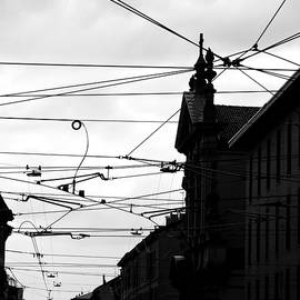 Valentino Visentini - Cables and Shadows