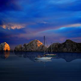 Ivan Zeitlin - Cabo sunset