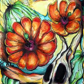 Erica Seckinger - Cactus Flowers